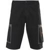 Cube Work Shorts Herren black'n'red